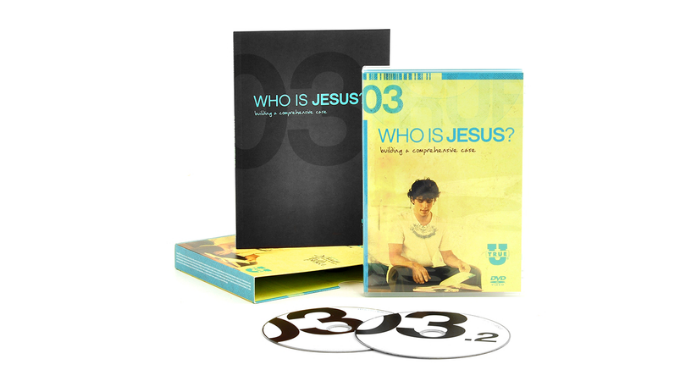 True U #3: Who is Jesus