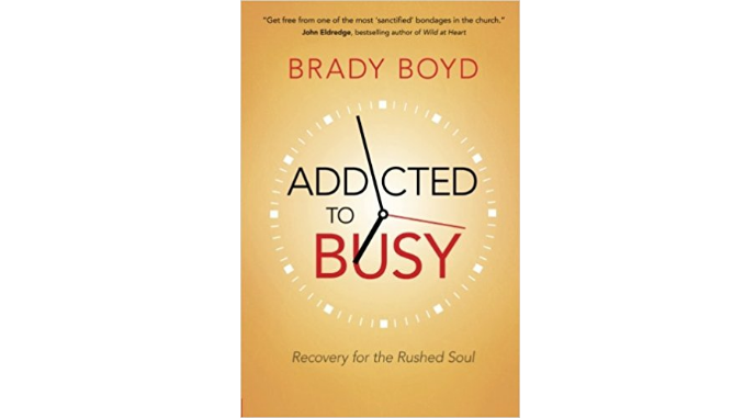 Addicted to Busy Brady Boyd