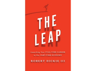 The Leap Robert Dickie
