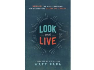 Look and Live Matt Papa