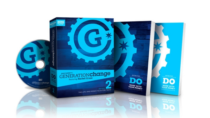 Dave Ramsey's Generation Change #2 - Do More With Your Money