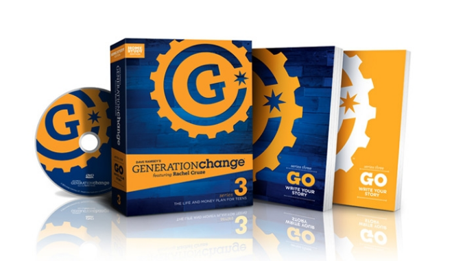 Dave Ramsey's Generation Change #3: Go Write Your Story