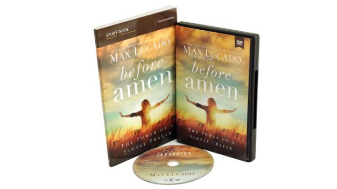 Before Amen Small Group Resource Max Lucado