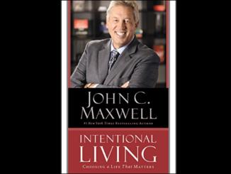 Intentional Living John Maxwell