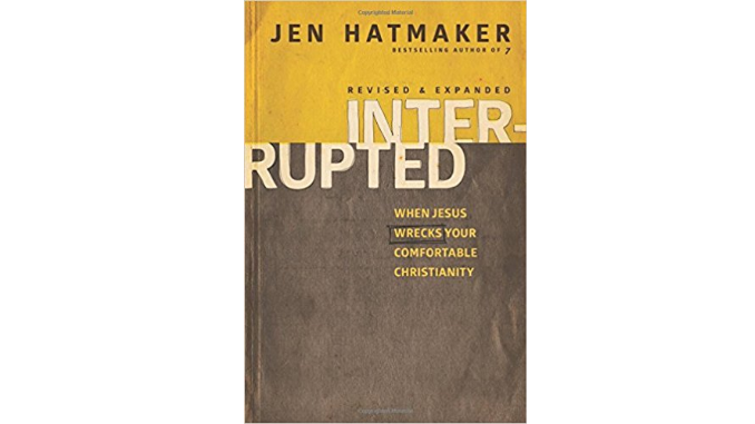 Interrupted Jen Hatmaker