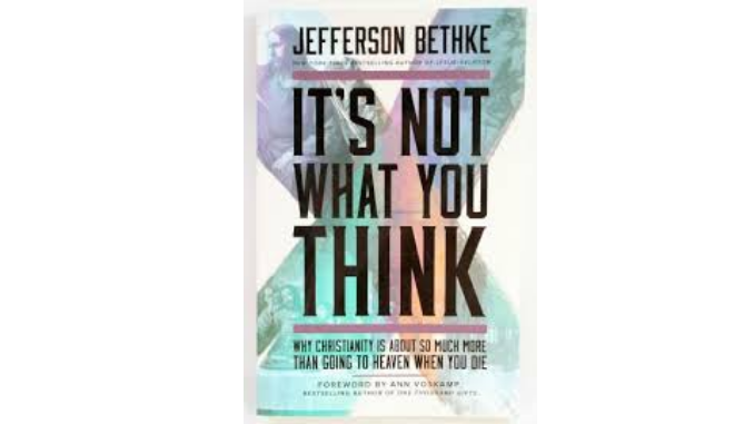 It's Not What You Think Jefferson Bethke
