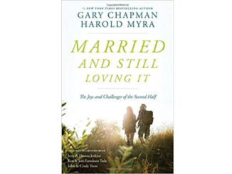 Married and Still Loving It Myra and Chapman