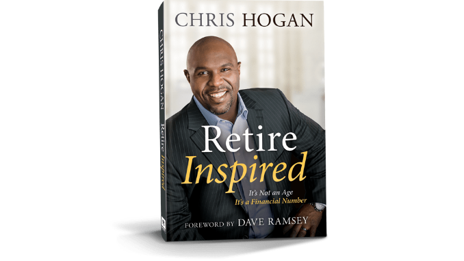 Retire Inspired Chris Hogan