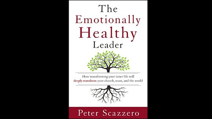 Emotionally Healthy Leader Peter Scazzero
