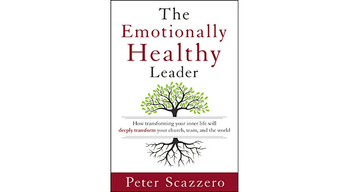 Emotionally Healthy Leader Peter Scazzero